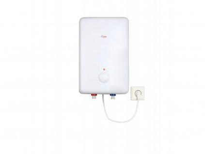 Wterm FAFO zásobníkový ohřívač s otevřeným odtokem beztlaký bez baterie 5l