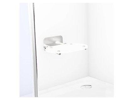 Ravak OVO-B II-CLEAR B8F0000051 sprchové sedátko