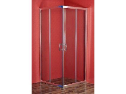 Arttec Smaragd PAN00912 sprchový kout 80 x 80 cm čtvercový