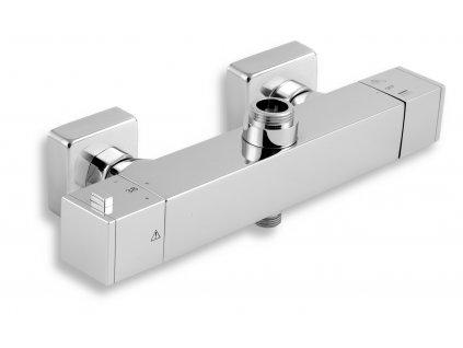 Novaservis Aquasave 2862/1,0 Sprchová baterie nástěnná termostatická 150 mm