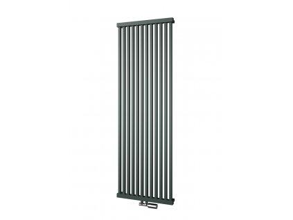 Isan Colby 1800  x 600 mm koupelnový radiátor bílý
