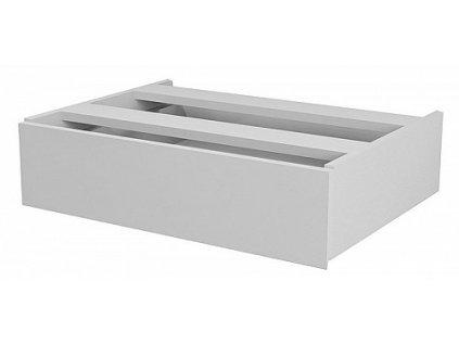 Sapho Avice AV060 závěsná zásuvka 60 x 45 cm bílá