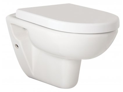 Olsen Spa COMPACT OLKGKO04DAK00 závěsné wc bez sedátka