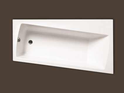 Santech EMO 165 x 90 cm SAEMO165P vana akrylátová pravá