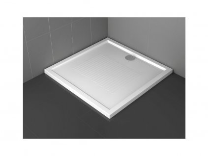 Santech Novellini NEW OLYMPIC sprchová vanička 100 x 80 cm obdélníková