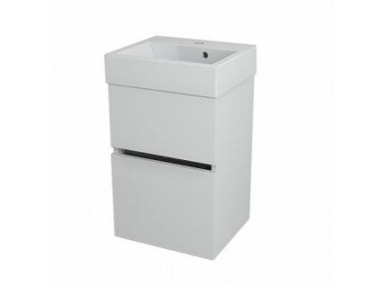 Sapho Largo LA421 umyvadlová skříňka 41 x 60 cm bílá