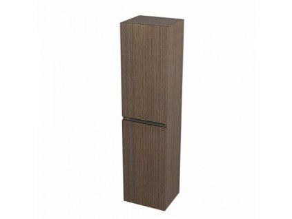 Sapho Largo LA452LP skříňka vysoká 35 x 140 cm levá / pravá borovice rustik