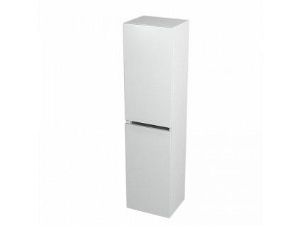 Sapho Largo LA451LP skříňka vysoká 35 x 140 cm levá / pravá bílá