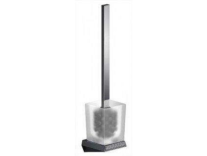 Sapho Soul Crystal 161966 WC štětka nástěnná chrom