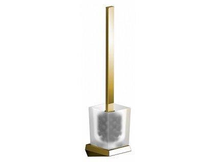 Sapho Soul 164974 WC štětka nástěnná zlato