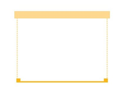 Hopa Cala sprchový kout 100 x 195 cm zástěna bezdvéřový čiré sklo