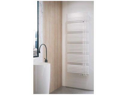 Hopa Astro 500 x 1198 mm koupelnový radiátor / žebřík