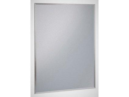 Aqualine 22471 zrcadlo s fazetou 60 x 70 cm