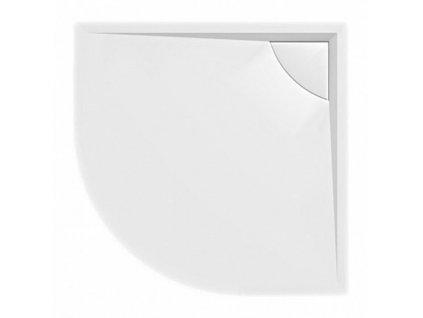 Polysan LUSSA 90 x 90 cm 78736 sprchová vanička litý mramor
