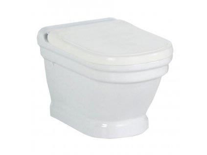 Sapho Antik AN320 WC mísa závěsná 36 x 53 cm