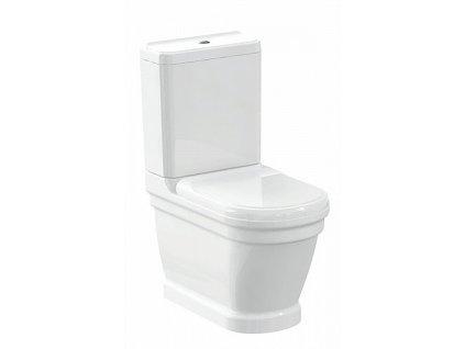 Sapho Antik  WCSET08-ANTIK WC kombi zadní odpad