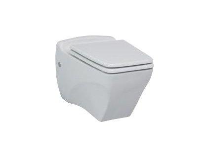 Creavit Bull BL320 závěsné WC + bidet 2v1