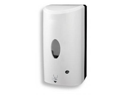 Novaservis 69082,1 zásobník na tekuté mýdlo 1200 ml automatický bílý