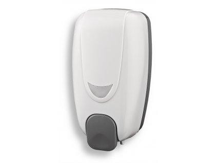 Novaservis 69084,1 zásobník na tekuté mýdlo 800 ml bílý
