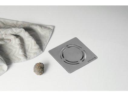 Polysan FLEXIA 100 x 80 x 3 cm 72926 sprchová vanička s možností úpravy rozměru
