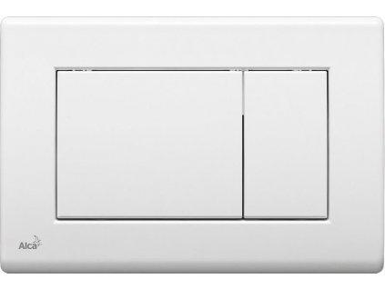 Alcaplast M270 ovládací tlačítko bílé