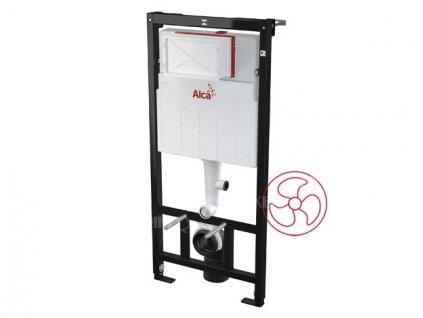 Alcaplast AM101/1120V Sádromodul  předstěnový instalační systém s odvětráváním do sádrokartonu