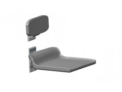 Arttec SP - A415B SOR01668 sprchové sedátko pevné na zeď
