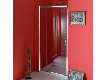 Gelco Sigma SG1279 sprchové dveře do niky 78 - 90 x 190 cm otočné čiré sklo