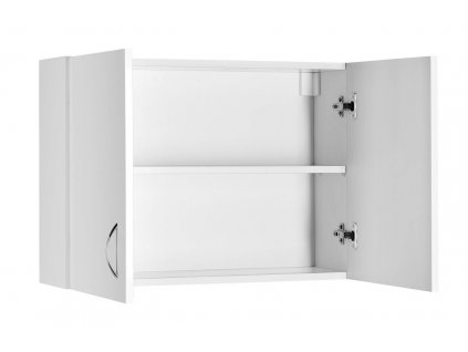 Aqualine KERAMIA FRESH 52362 70 x 50 x 20 cm horní skříňka bílá