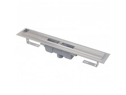 Alcaplast APZ1001-1150 liniový podlahový žlab - svislý odtok