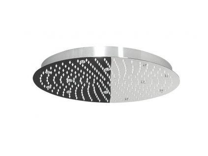 Sapho Slim MS573-LED hlavová sprcha 30 cm nerez