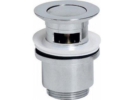 Sapho CV1008 umyvadlová výpusť kliklak  V 30-50 mm chrom