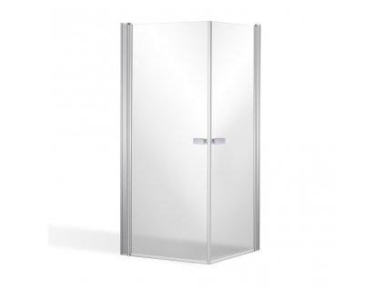 Roth Outlet CLCO1+CLCO1 80 x 80 cm sprchový kout čtvercový 810-0000045-01-02