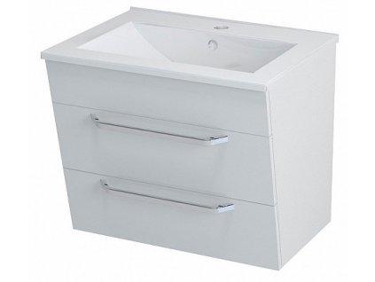 Sapho Kali 56062 umyvadlová skříňka 59 x 50 x 45 cm bílá