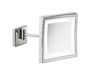 Sapho 20 x 20 cm kosmetické zrcátko s LED osvětlením MW833