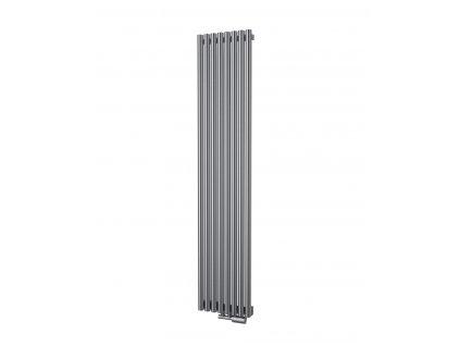 Isan Corint Inox 1800 x 370 mm koupelnový radiátor nerez