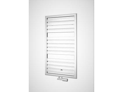 Isan Mapia Light Plus 1090 x 600 mm koupelnový radiátor bílý