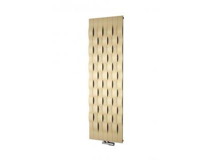 Isan Nias 1806 x 377 mm koupelnový radiátor bílý