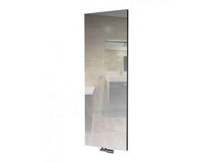 Isan Variant Mirror 1806 x 456 mm koupelnový radiátor