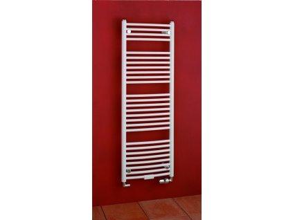 PMH Danby 450 x 1640 mm D7W koupelnový radiátor bílý
