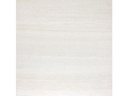 Rako Alba DAP63730 dlažba 60 x 60 cm slinutá lapovaná slonová kost