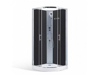 Roth Outlet Leonnie 900 sprchový hydromasážní box 90 x 90 cm  4000611