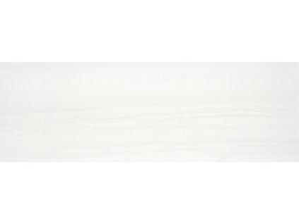 Rako Boa WAKV5525 obklad 30 x 90 cm bílá