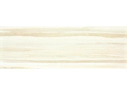 Rako Charme WADVE035 inzerto 20 x 60 cm světle béžová