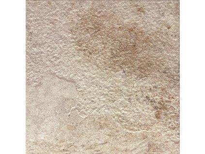 Rako Como DAR3B693 dlažba 33 x 33 cm slinutá béžová