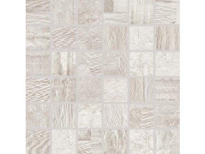 Rako Era DDM05706 mozaika 30 x 30 cm bílá