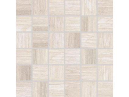 Rako Faro DDM06715 mozaika 30 x 30 cm béžovo šedá