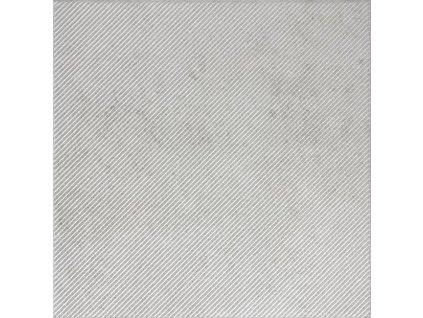 Rako Form DAR3B696 dlažba 33 x 33 cm slinutá šedá