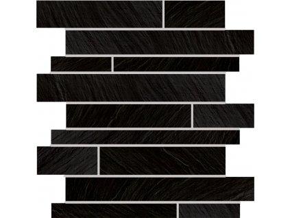 Rako Geo DDP44314 dekor 45 x 45 cm černá