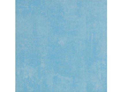 Rako Remix DAA3B608 dlažba 33 x 33 cm slinutá modrá